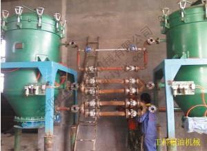 Shandong Kenli 100 tons diesel oil decolorization production line