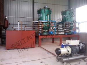 Shandong Dongying 100 tons diesel oil decolorization production line