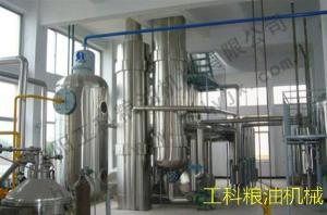 6.Continuous physical deacidification and deodorization unit