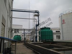 8.Physical refining vacuum system