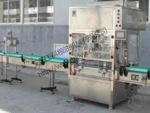 2.Full automatic filling machine