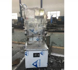 7.Glass bottle filling machine