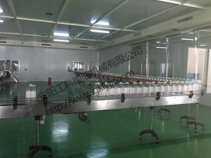 5.Filling and conveying line