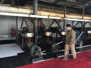 3.Oil press equipment