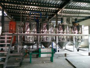 6.Nissan 3 tons of refining equipment