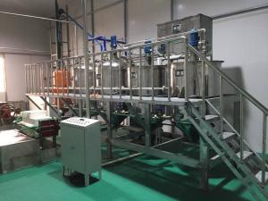 5.One ton grape seed oil refining equipment